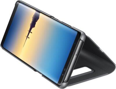 Чохол Samsung Clear View Standing Cover Black EF-ZN950CBEGRU для Galaxy Note 8 N950 5