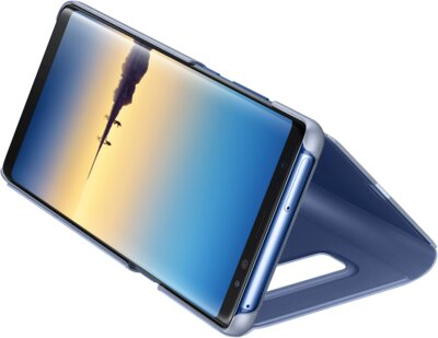 Чохол Samsung Clear View Standing Cover Deep Blue EF-ZN950CNEGRU для Galaxy Note 8 N950 5