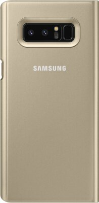 Чехол Samsung Clear View Standing Cover Gold EF-ZN950CFEGRU для Galaxy Note 8 N950 2