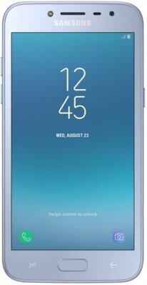 Смартфон Samsung Galaxy J2 2018 SM-J250F Silver 1