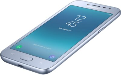 Смартфон Samsung Galaxy J2 2018 SM-J250F Silver 6