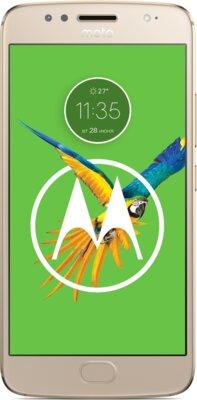 Смартфон Motorola Moto G5s Blush Gold 1