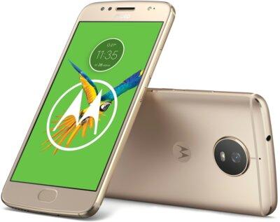 Смартфон Motorola Moto G5s Blush Gold 3
