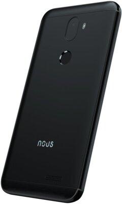 Смартфон Nous NS 5005 Fabulous Black 4