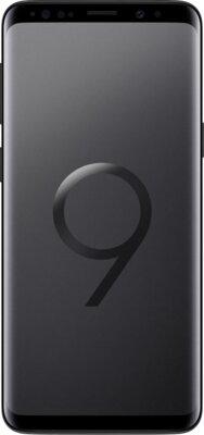 Смартфон Samsung Galaxy S9 G960F Black 1
