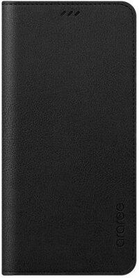 Чохол Araree Flip Wallet Leather Cover Black для Galaxy А8+ (2018) A730 1