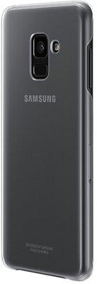 Чохол Samsung Clear Cover Transparent для Galaxy А8 (2018) A530 2