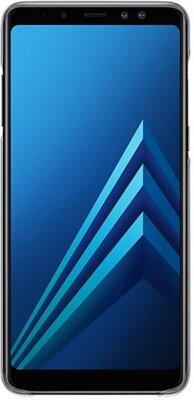 Чохол Samsung Clear Cover Transparent для Galaxy А8 (2018) A530 5