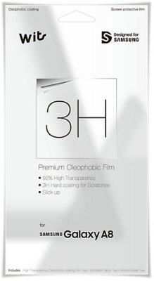 Защитная пленка Wits Film 3H Clear для Galaxy A8 (2018) A530 1