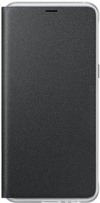 Чохол Samsung Neon Flip Cover Black для Galaxy А8 (2018) A530 1
