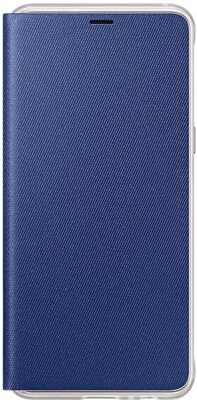 Чохол Samsung Neon Flip Cover Blue для Galaxy А8 (2018) A530 1