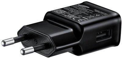 Зарядний пристрій Samsung EP-TA20EBECGRU Black 3