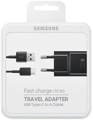 Зарядний пристрій Samsung EP-TA20EBECGRU Black 6
