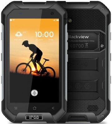 Смартфон Blackview BV6000s Black 7