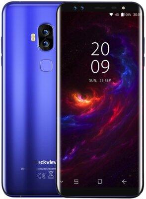 Смартфон Blackview S8 4/64GB Blue 4