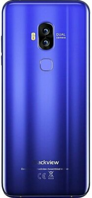 Смартфон Blackview S8 4/64GB Blue 2