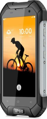 Смартфон Blackview BV6000s Black 4