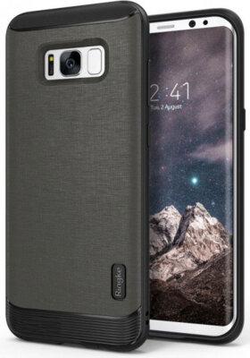 Чехол Ringke Flex S Gray для Samsung G955 S8+ 1