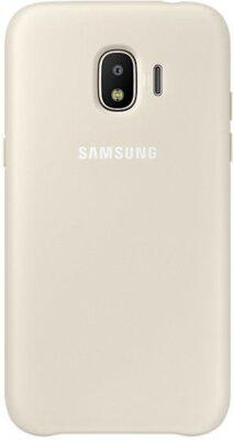 Чохол Samsung Dual Layer Cover Gold для Galaxy J2 (2018) J250 1