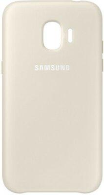 Чохол Samsung Dual Layer Cover Gold для Galaxy J2 (2018) J250 2