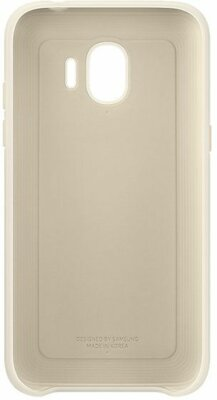 Чохол Samsung Dual Layer Cover Gold для Galaxy J2 (2018) J250 4