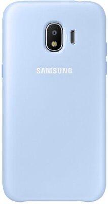 Чохол Samsung Dual Layer Cover Blue для Galaxy J2 (2018) J250 1