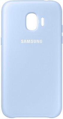 Чохол Samsung Dual Layer Cover Blue для Galaxy J2 (2018) J250 2