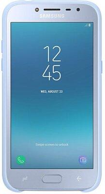 Чохол Samsung Dual Layer Cover Blue для Galaxy J2 (2018) J250 3