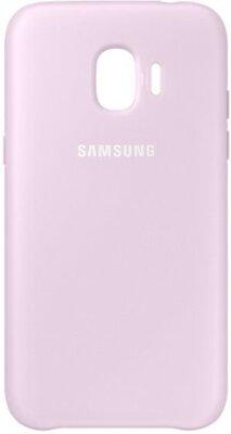 Чехол Samsung Dual Layer Cover Pink для Galaxy J2 (2018) J250 2