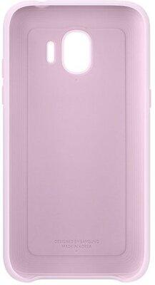 Чехол Samsung Dual Layer Cover Pink для Galaxy J2 (2018) J250 4