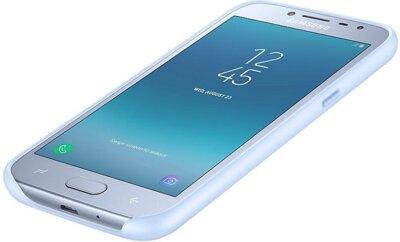 Чохол Samsung Dual Layer Cover Blue для Galaxy J2 (2018) J250 9