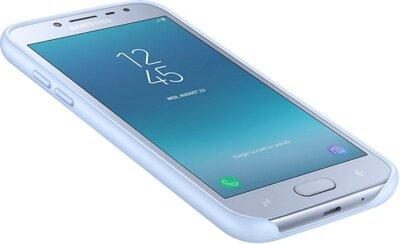 Чохол Samsung Dual Layer Cover Blue для Galaxy J2 (2018) J250 10