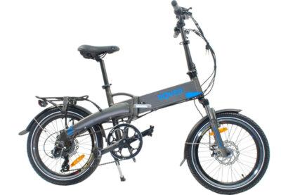 Электровелосипед ROVER Fold Grey-blue 1