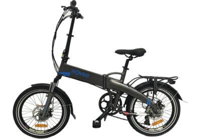 Электровелосипед ROVER Fold Grey-blue 2