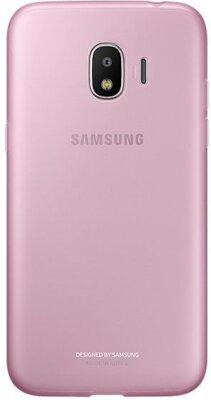 Чехол Samsung Jelly Cover Pink для Galaxy J2 (2018) J250 1