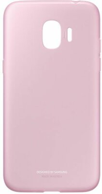 Чехол Samsung Jelly Cover Pink для Galaxy J2 (2018) J250 2