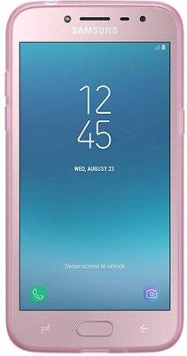Чехол Samsung Jelly Cover Pink для Galaxy J2 (2018) J250 3