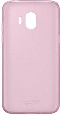 Чехол Samsung Jelly Cover Pink для Galaxy J2 (2018) J250 4
