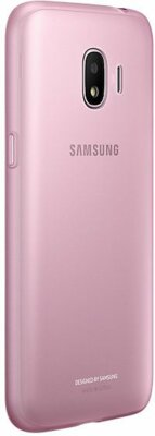 Чехол Samsung Jelly Cover Pink для Galaxy J2 (2018) J250 7