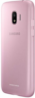 Чехол Samsung Jelly Cover Pink для Galaxy J2 (2018) J250 8