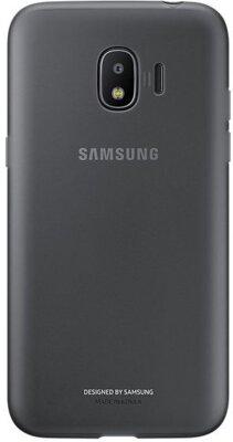 Чехол Samsung Jelly Cover Black для Galaxy J2 (2018) J250 1
