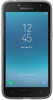 Чехол Samsung Jelly Cover Black для Galaxy J2 (2018) J250 3