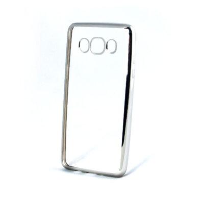 Чохол GlobalCase TPU Electro для Samsung Galaxy J7 (2016) J710 Silver 1