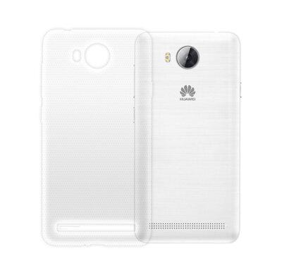 Чехол GlobalCase TPU Extra Slim для Huawei Y3 2017 Light 1