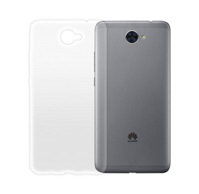 Чехол GlobalCase TPU Extra Slim для Huawei Y7 Light 1