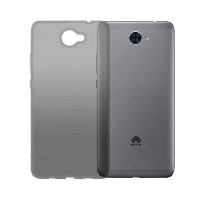 Чехол GlobalCase TPU Extra Slim для Huawei Y7 Dark 1