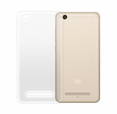 Чохол GlobalCase TPU Extra Slim для Xiaomi Redmi 4А Light 1