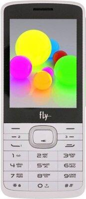Мобильный телефон Fly TS113 White 1