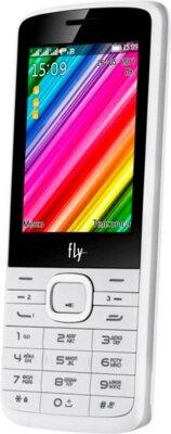 Мобильный телефон Fly TS113 White 2