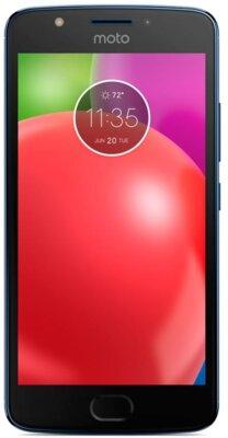 Смартфон Motorola Moto E (XT1762) Oxford Blue 1